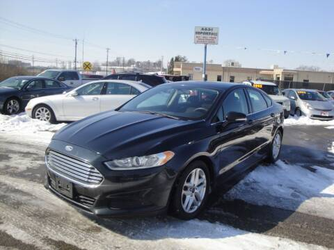 2014 Ford Fusion for sale at A&S 1 Imports LLC in Cincinnati OH