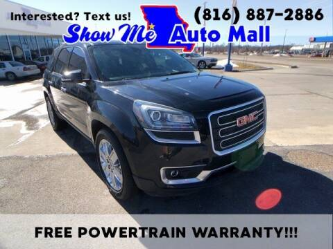 2017 GMC Acadia Limited for sale at Show Me Auto Mall in Harrisonville MO