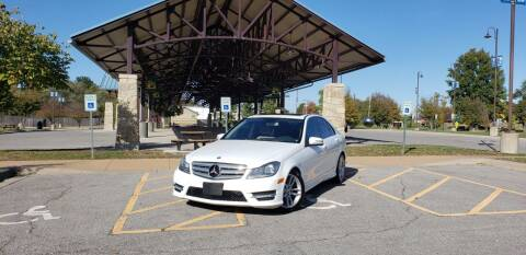 2013 Mercedes-Benz C-Class for sale at D&C Motor Company LLC in Merriam KS