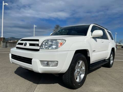 2005 Toyota 4Runner for sale at Rave Auto Sales in Corvallis OR
