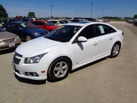 2012 Chevrolet Cruze for sale at De Anda Auto Sales in Storm Lake IA