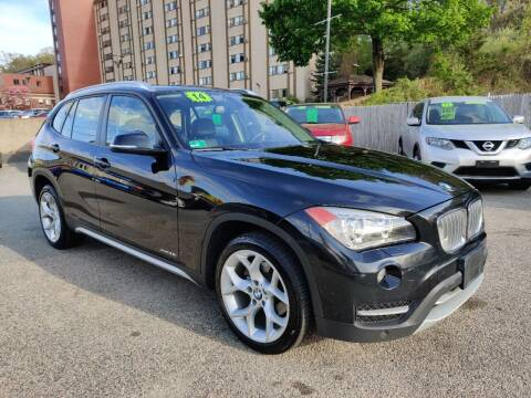 2014 BMW X1 for sale at Porcelli Auto Sales in West Warwick RI