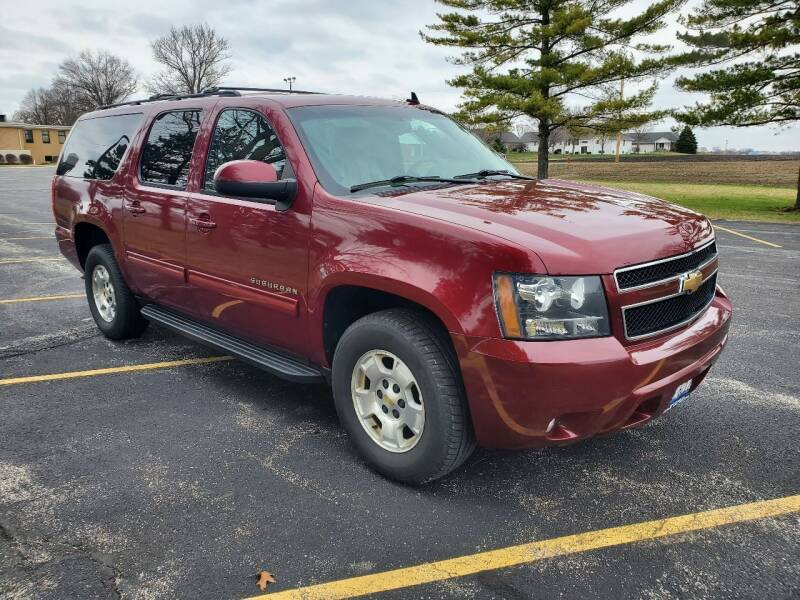 2010 Chevrolet Suburban for sale at Tremont Car Connection in Tremont IL