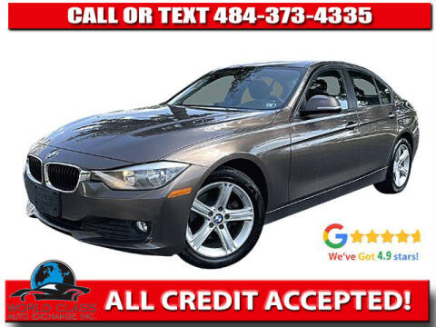 2015 BMW 3 Series for sale at World Class Auto Exchange in Lansdowne PA