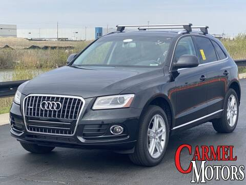 2014 Audi Q5 for sale at Carmel Motors in Indianapolis IN