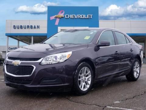 2015 Chevrolet Malibu for sale at Suburban Chevrolet of Ann Arbor in Ann Arbor MI