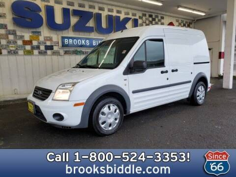 2011 Ford Transit Connect for sale at BROOKS BIDDLE AUTOMOTIVE in Bothell WA