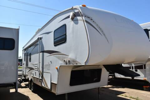 2008 Keystone Laredo 30RLD for sale at Buy Here Pay Here RV in Burleson TX