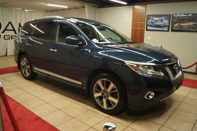 2013 Nissan Pathfinder for sale at Adams Auto Group Inc. in Charlotte NC