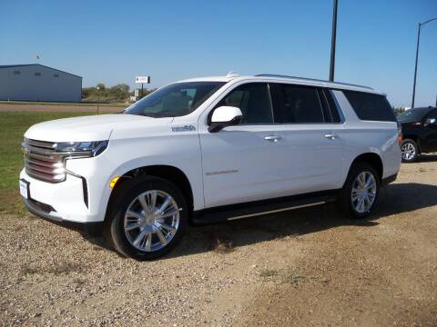 2021 Chevrolet Suburban for sale at Tyndall Motors in Tyndall SD