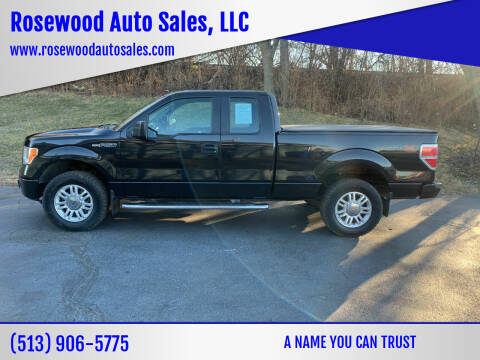 2013 Ford F-150 for sale at Rosewood Auto Sales, LLC in Hamilton OH