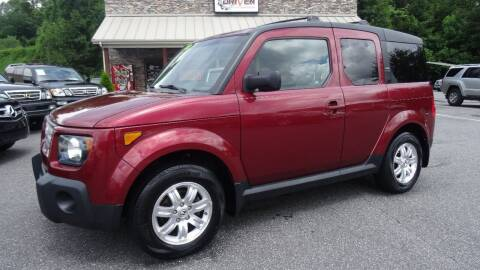 2008 Honda Element for sale at Driven Pre-Owned in Lenoir NC