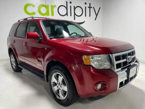 2008 Ford Escape for sale at Cardipity in Dallas TX