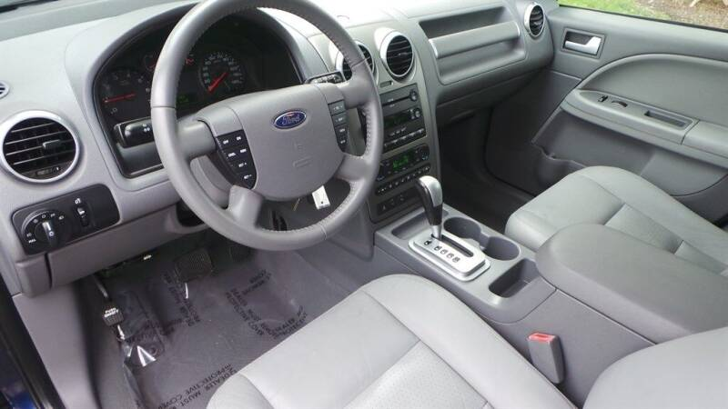 2006 Ford Freestyle SEL 4dr Wagon - Fort Myers FL