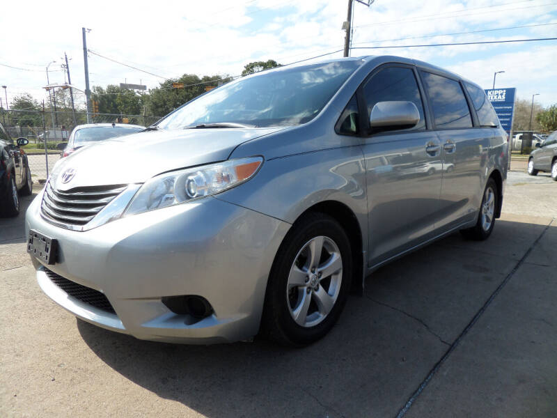 2013 Toyota Sienna for sale at West End Motors Inc in Houston TX