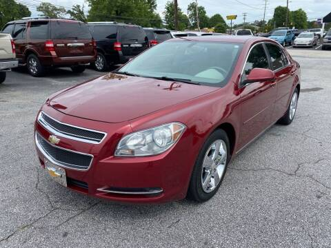 2010 Chevrolet Malibu for sale at Brewster Used Cars in Anderson SC