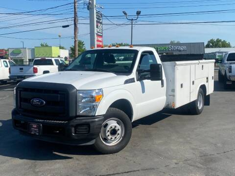 2014 Ford F-350 Super Duty for sale at KAP Auto Sales in Morrisville PA