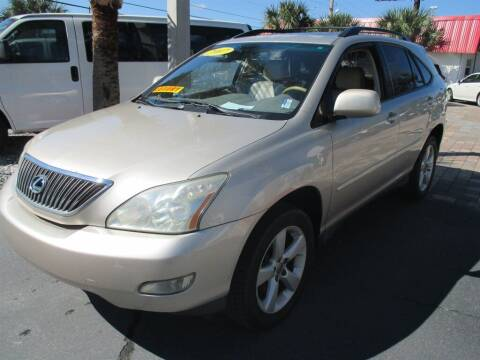 2007 Lexus RX 350 for sale at Affordable Auto Motors in Jacksonville FL