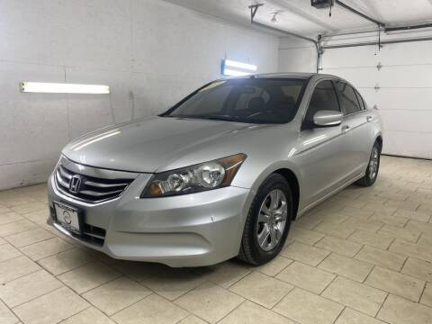 2012 Honda Accord for sale at 4 Friends Auto Sales LLC in Indianapolis IN