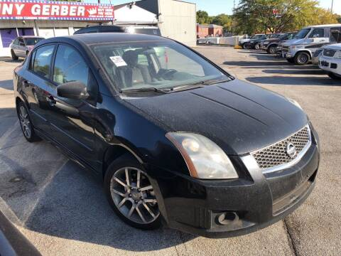 2007 Nissan Sentra for sale at Sonny Gerber Auto Sales in Omaha NE