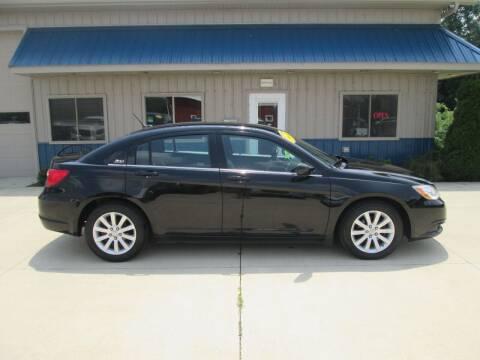 2014 Chrysler 200 for sale at Nottawa Auto Sales in Nottawa MI