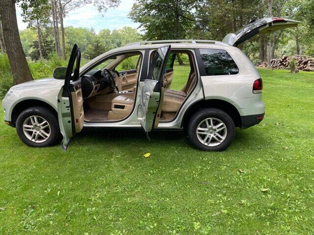 2008 Volkswagen Touareg 2 for sale in Hopewell, NY