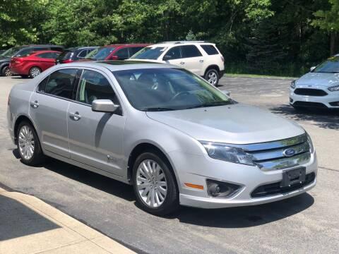 2010 Ford Fusion Hybrid for sale at Elite Auto Sales in North Dartmouth MA