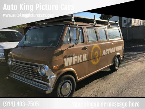 1969 Ford Econoline for sale at Auto King Picture Cars - Rental in Westchester County NY