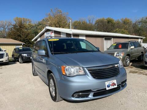 2012 Chrysler Town and Country for sale at Victor's Auto Sales Inc. in Indianola IA