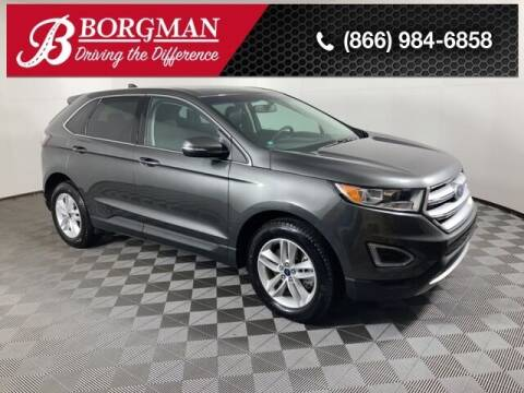 2018 Ford Edge for sale at BORGMAN OF HOLLAND LLC in Holland MI