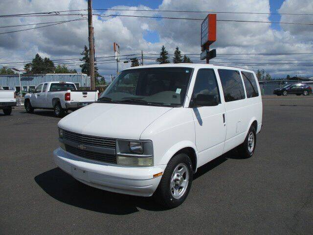 2004 Chevrolet Astro for sale at Select Cars & Trucks Inc in Hubbard OR