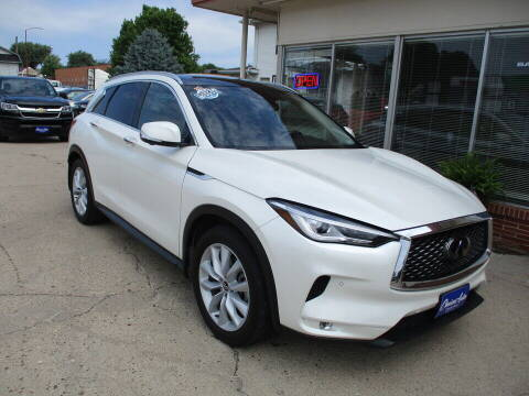 2019 Infiniti QX50 for sale at Choice Auto in Carroll IA