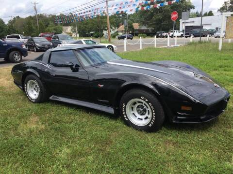 1978 Chevrolet Corvette for sale at Manny's Auto Sales in Winslow NJ