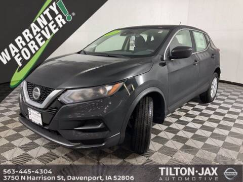 2020 Nissan Rogue Sport for sale at Virtue Motors in Darlington WI