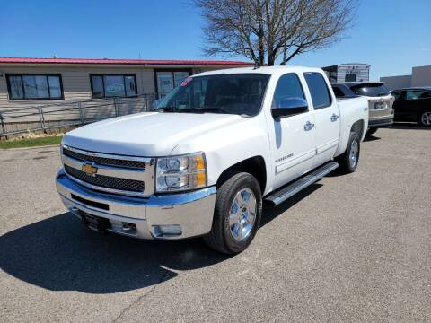 2012 Chevrolet Silverado 1500 for sale at Revolution Auto Group in Idaho Falls ID