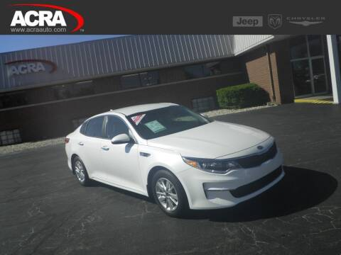 2016 Kia Optima for sale at BuyRight Auto in Greensburg IN