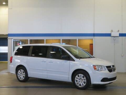 2017 Dodge Grand Caravan for sale at Terry Lee Hyundai in Noblesville IN