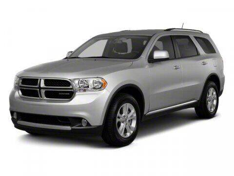 2012 Dodge Durango for sale at Park Place Motor Cars in Rochester MN
