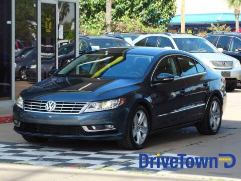 2013 Volkswagen CC for sale at Drive Town in Houston TX