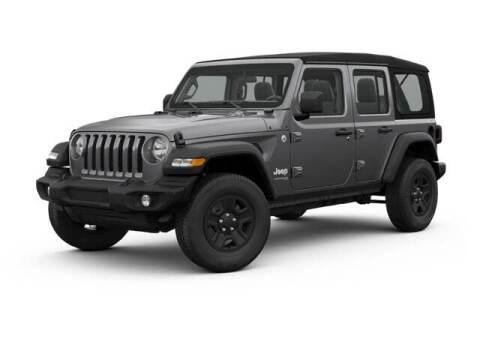 2018 Jeep Wrangler Unlimited for sale at John Greene Chrysler Dodge Jeep Ram in Morganton NC