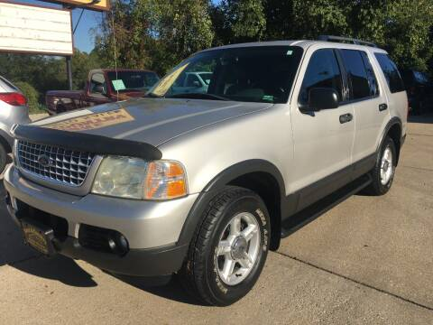 2003 Ford Explorer for sale at Town and Country Auto Sales in Jefferson City MO