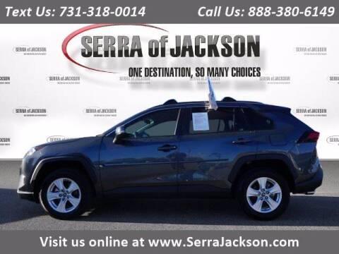 2019 Toyota RAV4 for sale at Serra Of Jackson in Jackson TN