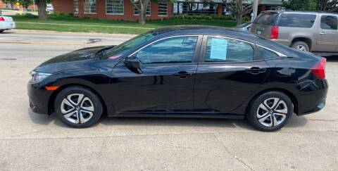 2017 Honda Civic for sale at Mulder Auto Tire and Lube in Orange City IA