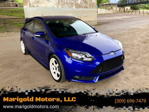 2014 Ford Focus for sale at Marigold Motors, LLC in Pekin IL