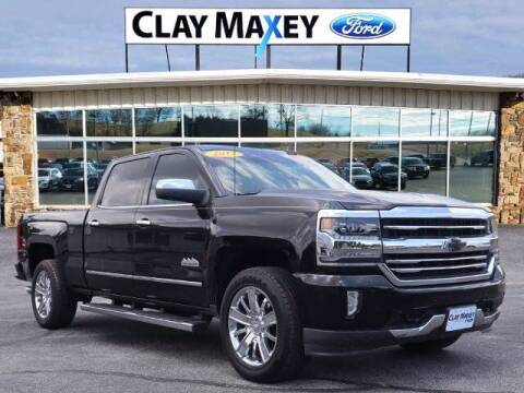 2017 Chevrolet Silverado 1500 for sale at Clay Maxey Ford of Harrison in Harrison AR