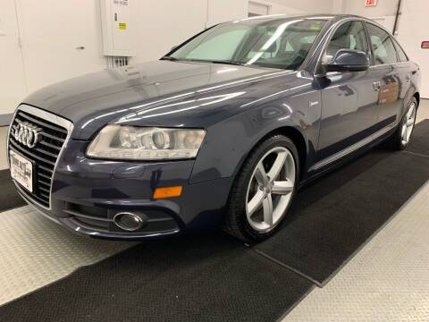 2011 Audi A6 for sale at TOWNE AUTO BROKERS in Virginia Beach VA