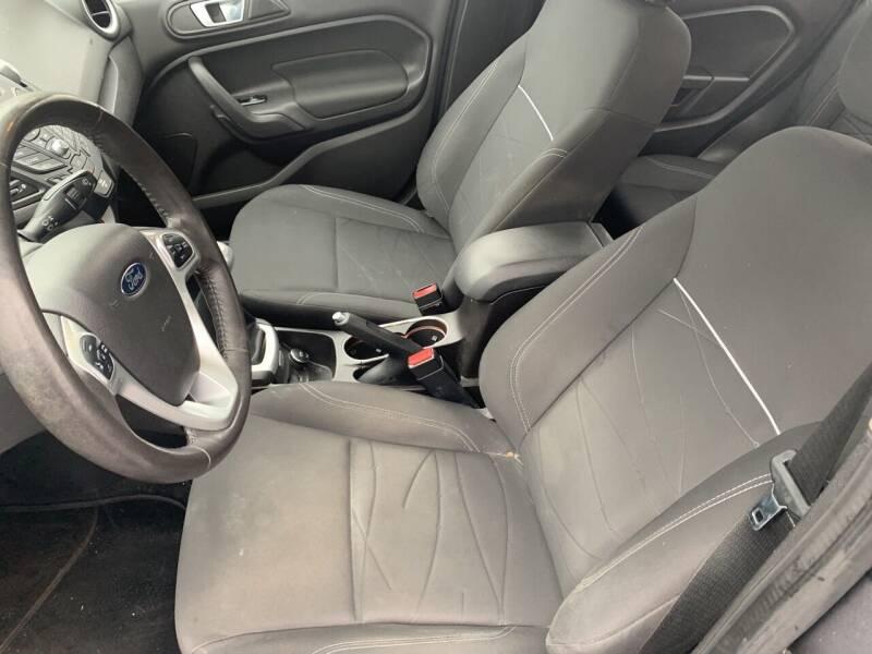 2014 Ford Fiesta SE 4dr Sedan - Cuyahoga Falls OH