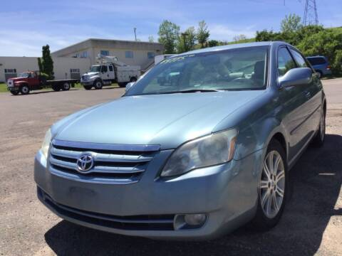 2007 Toyota Avalon for sale at Sparkle Auto Sales in Maplewood MN