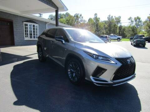 2021 Lexus RX 350 for sale at Specialty Car Company in North Wilkesboro NC