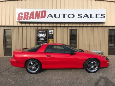 1994 Chevrolet Camaro for sale at GRAND AUTO SALES in Grand Island NE